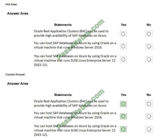 examproof az-120 exam questions-q9